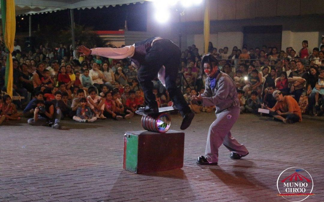 Mundo Circo | Equilibrium | Ecuador
