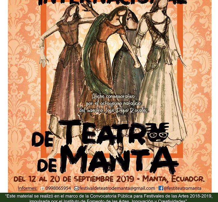 El Festival Internacional de Teatro de Manta llega a su edición 32