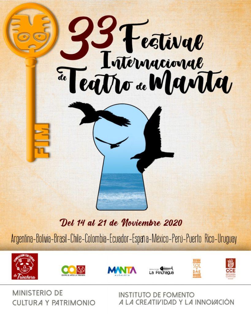 33 Festival Internacional de Teatro de Manta