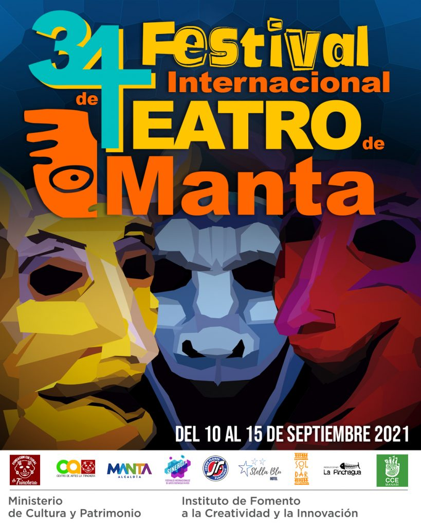 34 Festival Internacional de Teatro de Manta