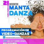 Video Danzas | Viernes 23 <br> Encuentro Internacional Manta por la Danza 2020