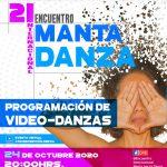 Video Danzas | Sábado 24 <br> Encuentro Internacional Manta por la Danza 2020