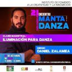 Onceavo Taller | Iluminación Para la Danza <br> Encuentro Internacional Manta por la Danza 2020