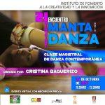 Noveno Taller | Danza Contemporánea  <br> Encuentro Internacional Manta por la Danza 2020
