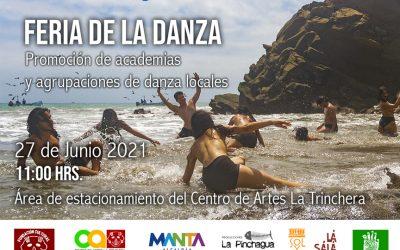 Feria De La Danza  Encuentro Internacional Manta por la Danza 2021